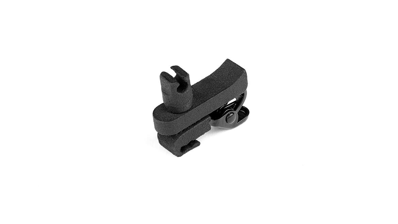 Clip a 8 vie per Microfono Lavalier serie 6060 (SCM0030-B)
