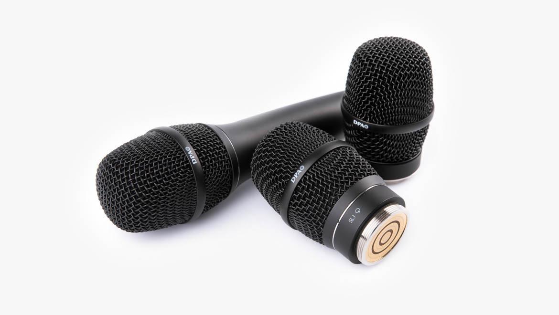 2028 Microfono Vocale